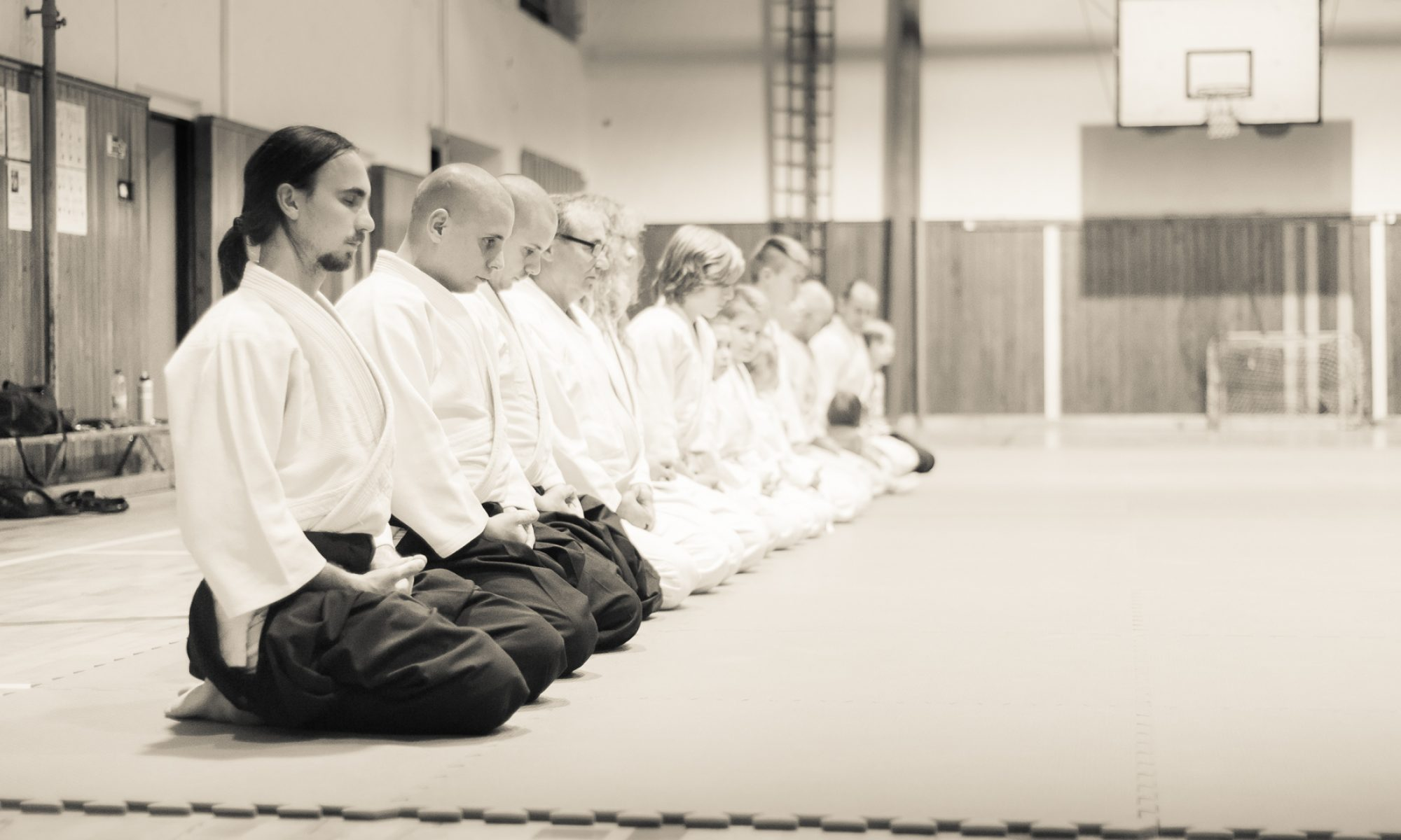 Aikido Tadashi Dojo Vráble